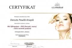 certyfikat-szkolenie-nici-liftingujace-pdo